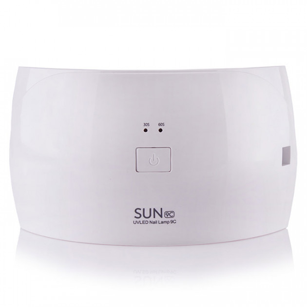 Лампа SUN 9C WHITE 24W UV/LED i24898