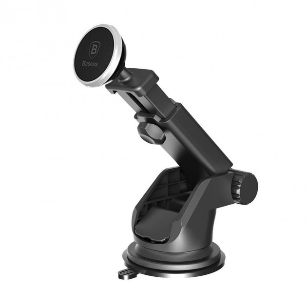Автодержатель Baseus Solid Series Telescopic Magnetic Car Mount 00-00013182