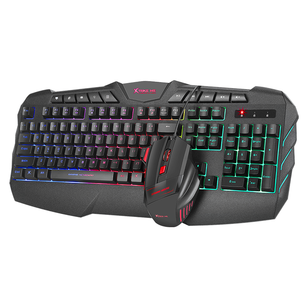 Набор Gaming Combo 2in1 XTRIKE ME MK-880KIT (Keyboard/Mouse) 00-00011325