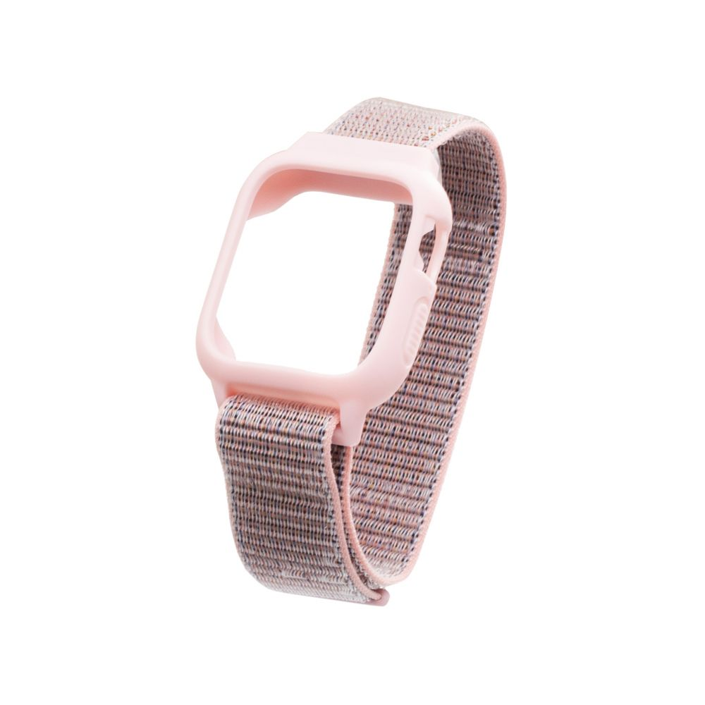 Ремешок для Apple Watch Nylon Loop 42 / 44mm + Protect Case ЦУ-00027821