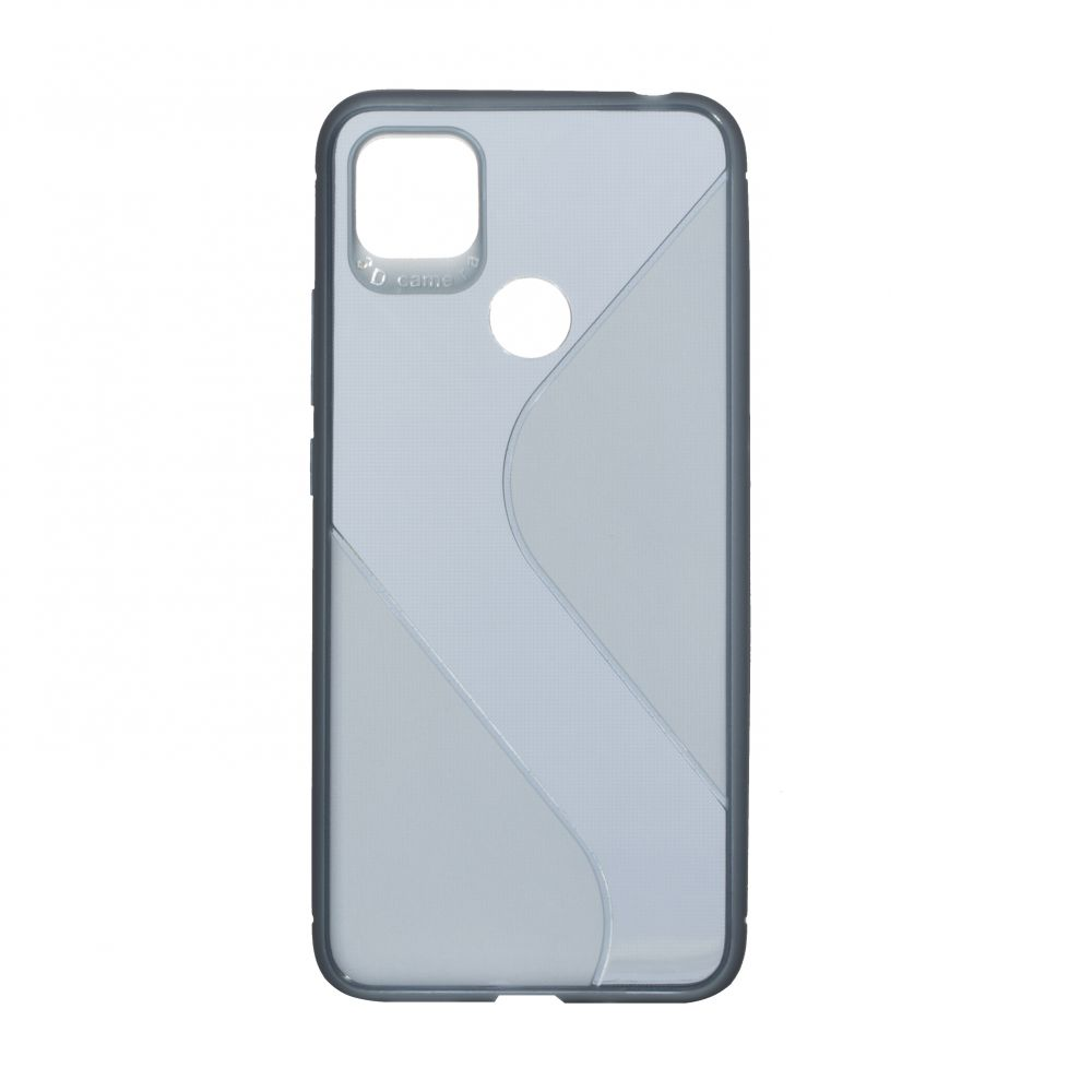 Чехол Totu Clear Wave for Xiaomi Redmi 9C ЦУ-00030861