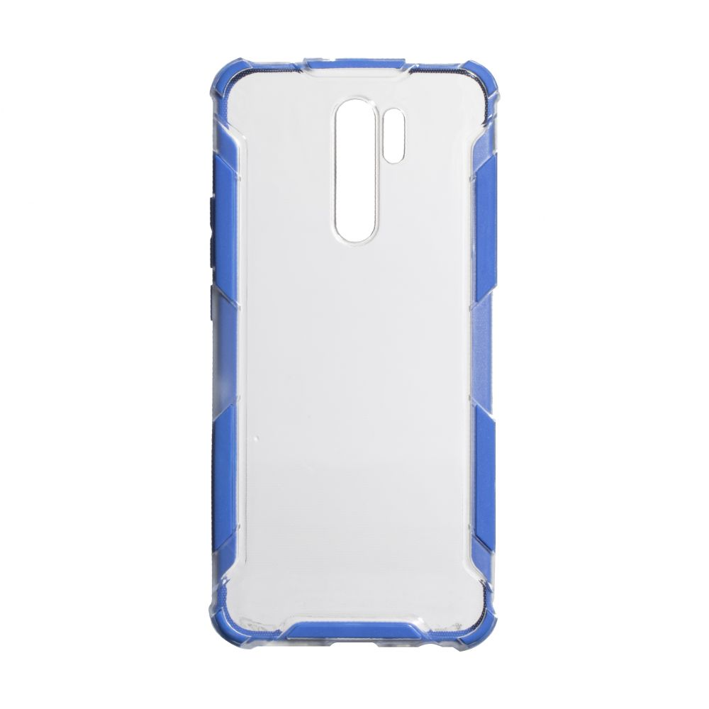Чехол Armor Case Color Clear for Xiaomi Redmi 9 ЦУ-00030844